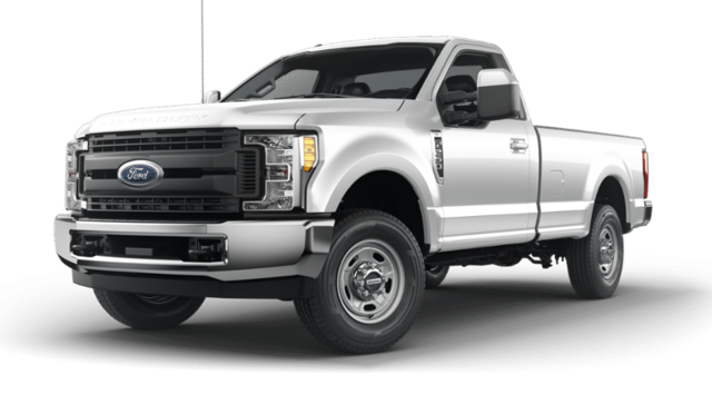 2019 Ford Super Duty F-250 SRW XL 4x2 Truck